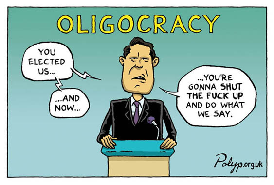 Oligarchy Government Pictures Cartoons about OligarchyOligarchy Government Pictures