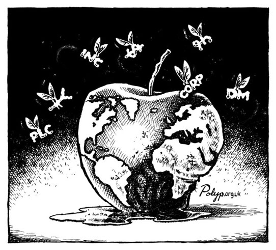 Globalization Political Cartoons