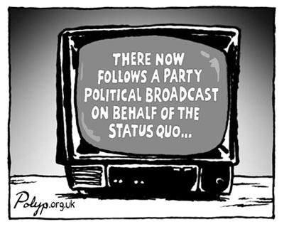 politics in the media essays